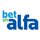 bet on alfa logo